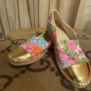 LILLY PULITZER FOR TARGET SHOES